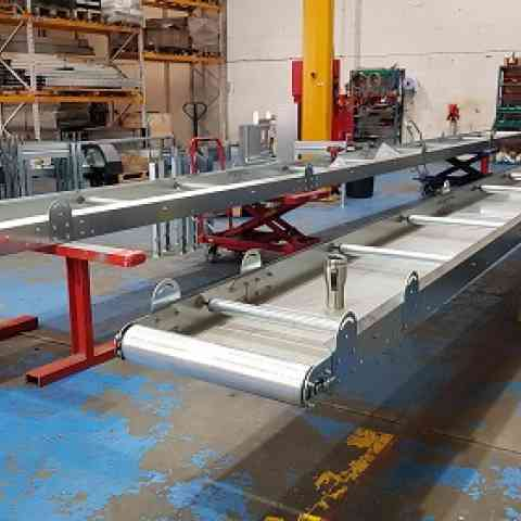 Looking to simply hire a conveyor?