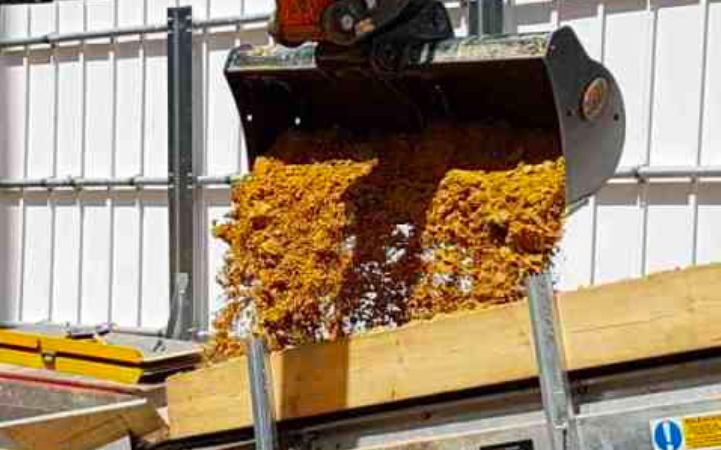 How to load a conveyor