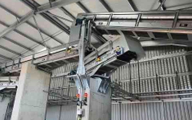 Conveyors play an important role in the Water Treatment Industry