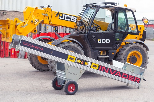 Are you a Plant Hire business looking for the perfect conveyor?