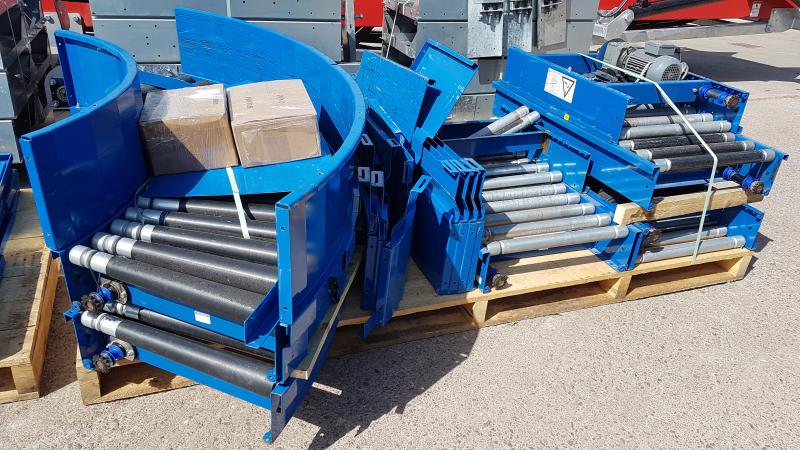 Ex-Stock Conveyors For Sale