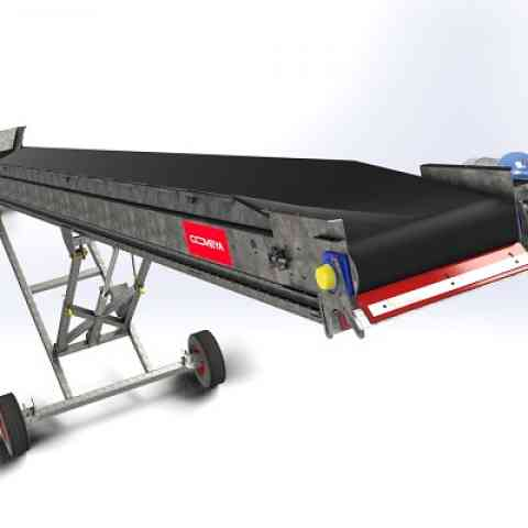 Belt Conveyors are best for Water Treatment