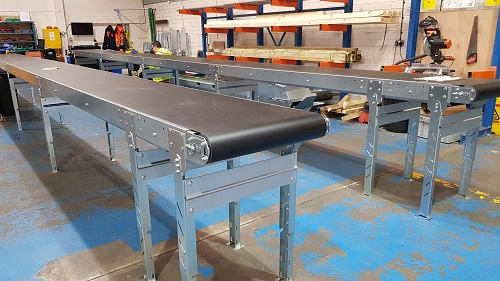 Conveyors for Logistics