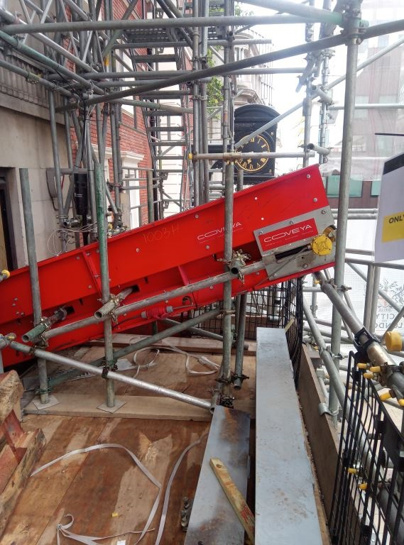 It's not just about great conveyors