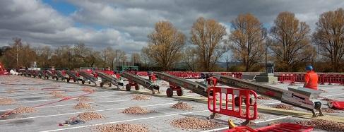 Reservoir Maintenance Projects
