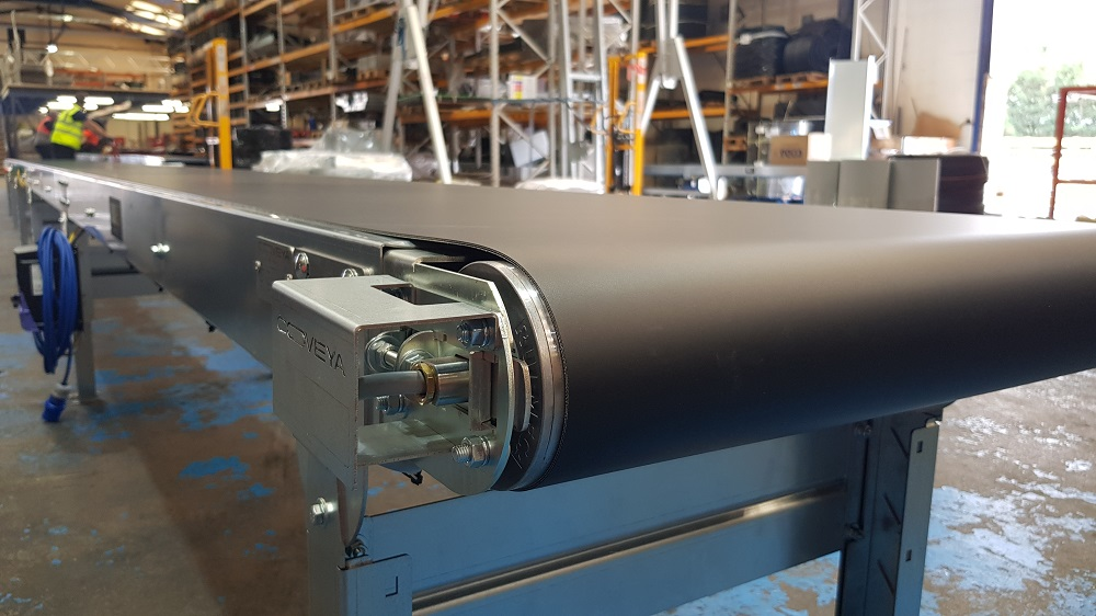 Have you considered renting a conveyor?