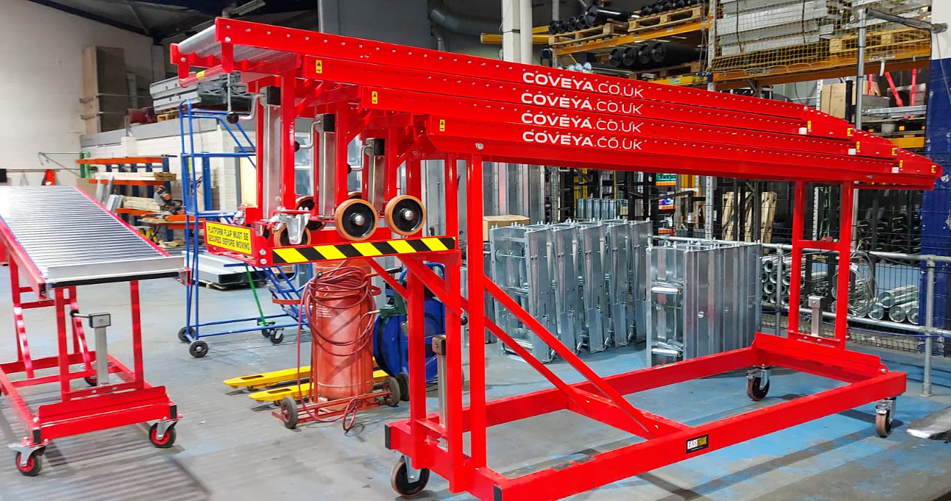 Loading / Unloading Containers & Trailers – Things To Consider