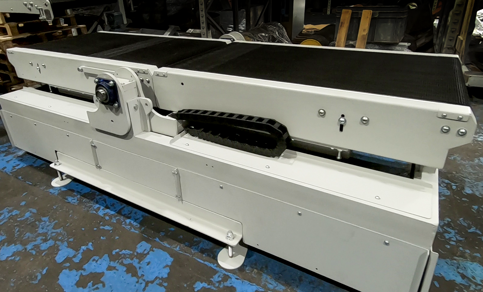 Bespoke conveyors for a systems and automation company